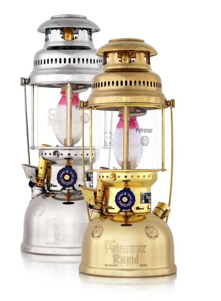 Lampes Petromax