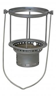 Petromax Gestell mit Bügel in BW-matt