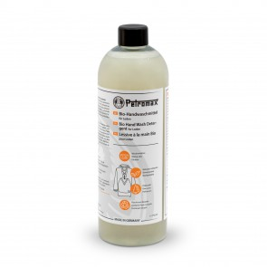 Bio-Handwaschmittel für Petromax Loden