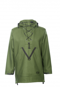 Petromax Waldmack Loden Anorak for Men (green)