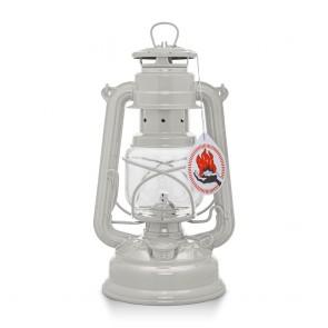 Hurricane Lantern Feuerhand 276 Soft Beige