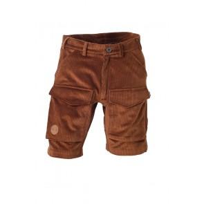 Petromax Rumtreiber Corduroy Shorts for Men (Maroon)