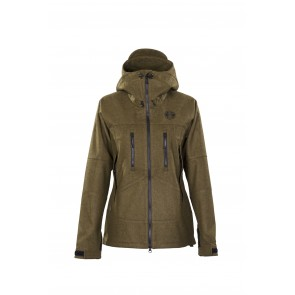 Petromax Bergmaid Loden Jacket for Women (reed green)