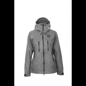 Petromax Bergmaid Loden Jacket for Women (stone grey)