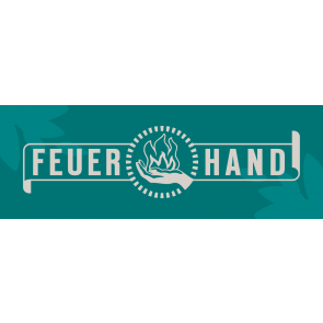 Feuerhand Sticker 7 x 21 cm (2.8 x 8.3 in)