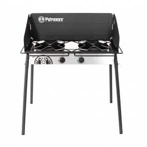 Petromax Gas Table with Double Burner ge90-s