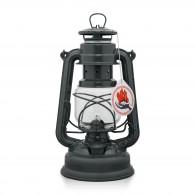 Lampe-tempête Feuerhand 276Anthracite Gris (spécial)