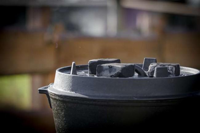 Petromax Cabix Briketts für Dutch Oven und BBQ