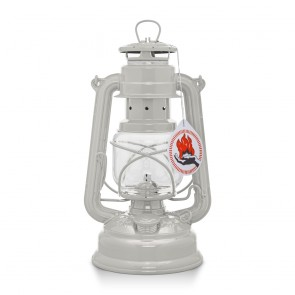 Lampe-tempête Feuerhand 276 Écru