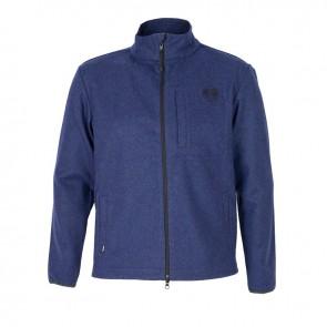 Veste légère en laine pour hommes de Petromax (Bleu foncé)