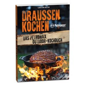 """Livre de cuisine """"Draußen kochen"""" (allemand)"""