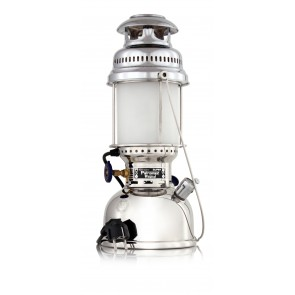 Petromax HK500 chrome électrique ( (lampe de table)