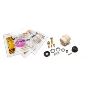 Verschleißteil Set HK500 mit Zweiloch Glühstrümpfen