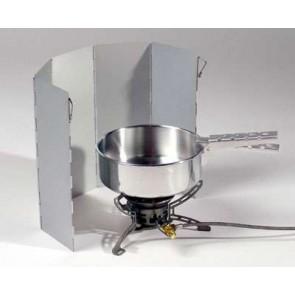 Windschutz für Kocher